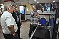 Shantanu Ganguly Along With Shrikant Pathak And Manash Bagchi Visiting NDL - NCSM - Kolkata 2017-12-13 6260.JPG