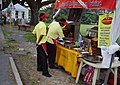 Shawarma stand in up diliman by kimpo&lucero.JPG