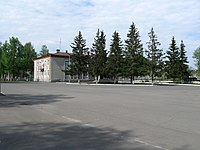 Shchigry central square.jpg