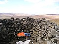 Shelter north of Great Whernside summit - geograph.org.uk - 144701.jpg