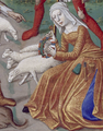 Shepherdess (The Annunciation to the shepherds).png