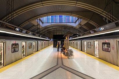 Como chegar até Sheppard West Station com o transporte público - Sobre o local