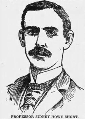 Sidney Howe Short - Circa 1894