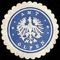 Siegelmarke Amt - Olfen W0235071.jpg