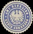 Siegelmarke Amt Rickling W0325853.jpg