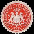 Siegelmarke Hamburgisches Syndicat - Siegel W0246687.jpg