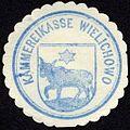 Siegelmarke Kämmereikasse Wielichowo W0229154.jpg