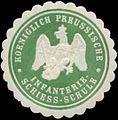 Siegelmarke K.Pr. Infanterie-Schiess-Schule W0345152.jpg