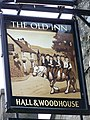 Sign for the Old Inn - geograph.org.uk - 932520.jpg