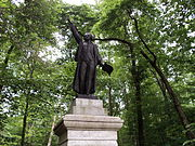 Signers Monument Guilford Courthouse National Military Park