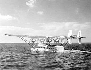 Sikorsky S-40 1931 American amphibious flying boat