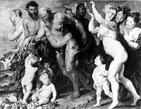 Silenus; Purchased 1624 by Władysław