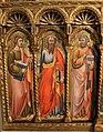 Simone dei crocifissi, polittico dai ss. leonardo e orsola, 1385-90 ca. 05.jpg