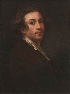18th-century English painter, specialising in portraits