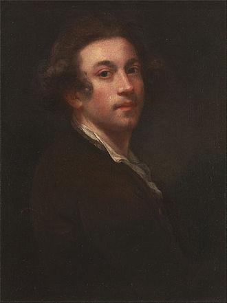 Joshua Reynolds - Self-portrait