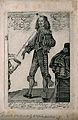 Sir Thomas Urquhart. Line engraving by G. Glover, 1646, afte Wellcome V0005949EL.jpg