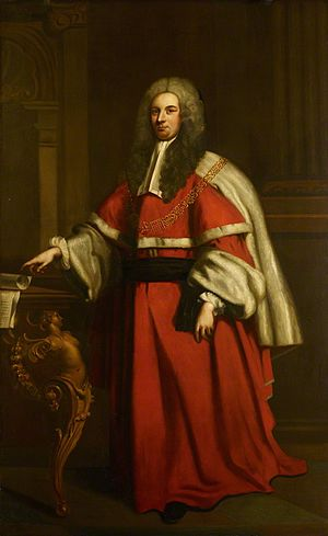 William Lee (English judge) - Sir William Lee