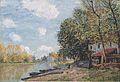 Sisley - Moret - Die Ufer des Loing - 1885.jpeg