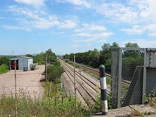 Marshfield railway station