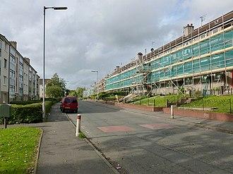 Cadder, Glasgow - Image: Skirsa Street (geograph 3208606)