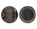 Skospännen av stål och skinn, 1800-tal - Hallwylska museet - 110502.tif