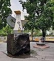 Skulptur Theodor-Wolff-Park (Kreuzb) Nichtgeburtstagskaffeekanne&Heinrich Brummack&1988.jpg