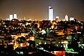 Skyline of Gush Dan, Tel Aviv, Israel (2003).jpg