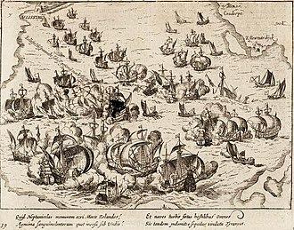 Battle of Flushing - Battle of Flushing