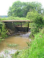 Sluice and Bridge, New Ash Bourne - geograph.org.uk - 460990.jpg
