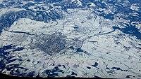 Snow in Vitoria-Gasteiz february 2015 enhanced.jpg