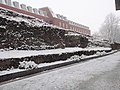 Snow on the city walls, Exeter - geograph.org.uk - 1149335.jpg