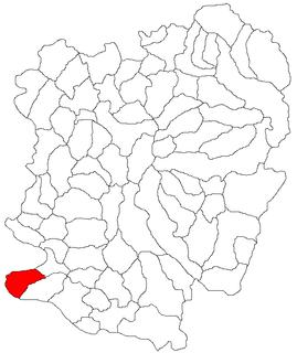 Socol Commune in Caraș-Severin County, Romania