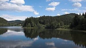 Söse Dam - The pre-dam.