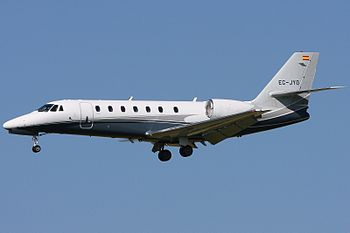 Soko Aviation Cessna 680 Citation Sovereign.jpg