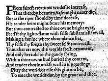 essays on william shakespeare /sonnet 18