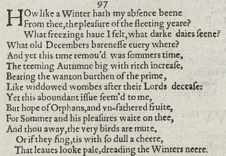 sonnet 97