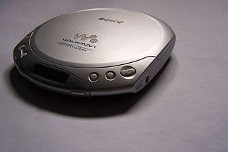 Compact disc - Sony CD Walkman D-E330