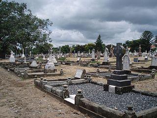 South Rockhampton Cemetery
