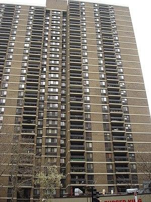 Southbridge Towers - Southbridge Towers