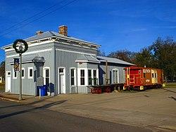 Southern Railway Depot Piedmont Nov 2017 2.jpg