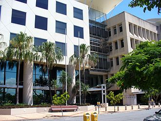 Southport, Queensland - Southport Courthouse