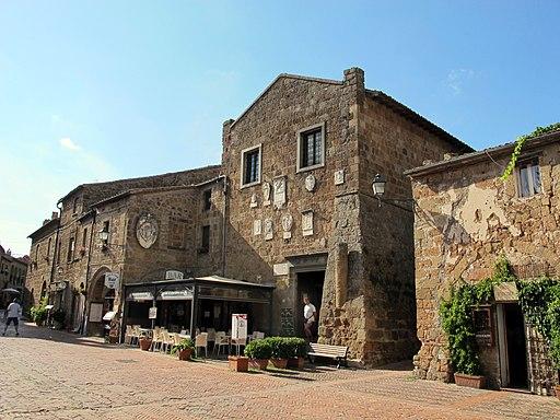 Sovana, Palazzo Pretorio