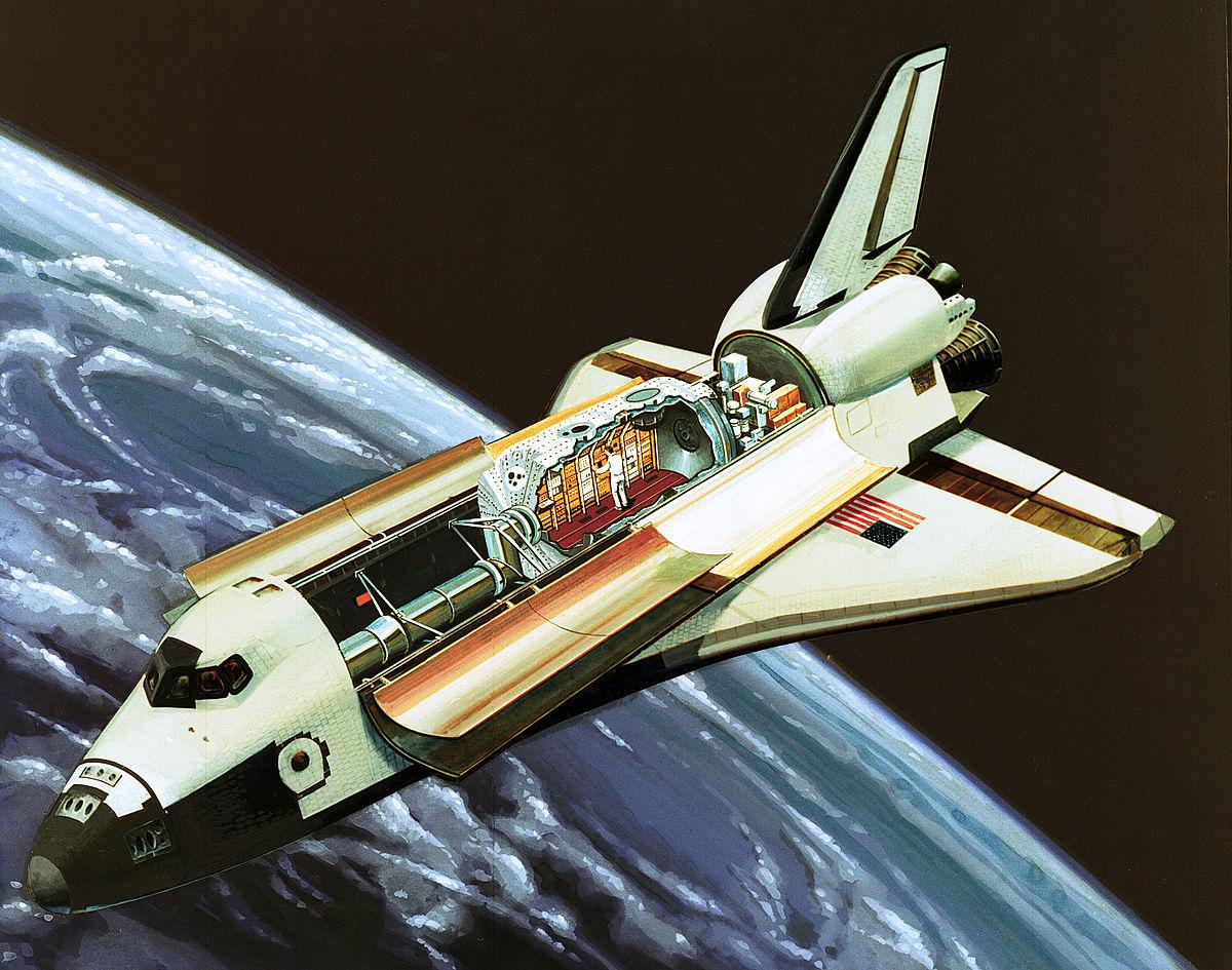 space shuttle program key component - photo #43