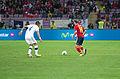 Spain - Chile - 10-09-2013 - Geneva - Mauricio Isla and Ignacio Monreal.jpg