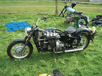 Diesel motorcycle - Diesel conversion of existing motorcycle