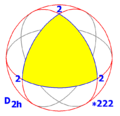 Sphere symmetry group d2h.png