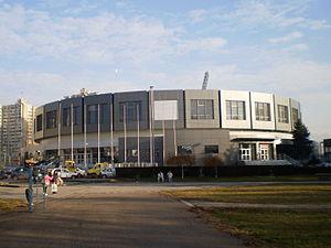 2013 World Women's Handball Championship - Image: Sportska hala Čair