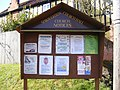 Sproughton Church Hall Notice Board - geograph.org.uk - 1241519.jpg