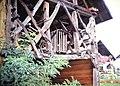 Srednja Dobrava kozolec 1986.jpg