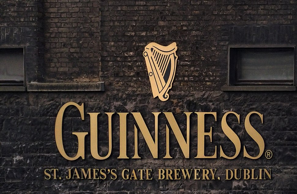 St. James's Gate Brewery, Dublin, Ireland